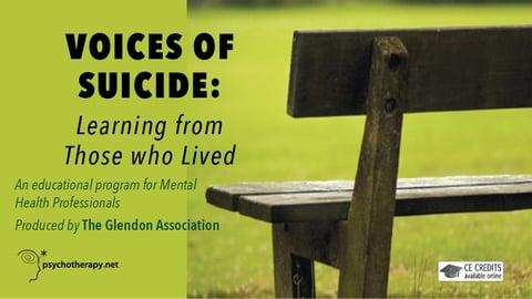 Voices of Suicide