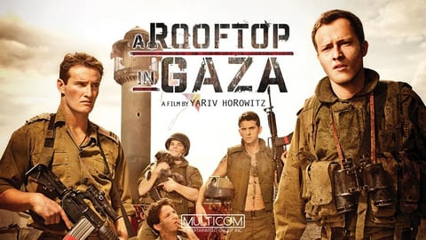 A Rooftop in Gaza cover image