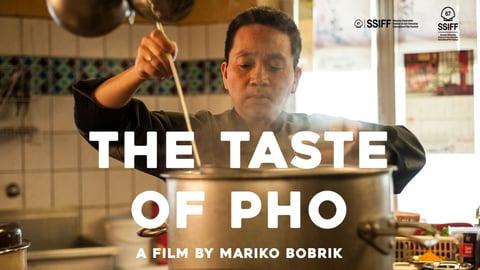 Taste of Pho - Smak pho