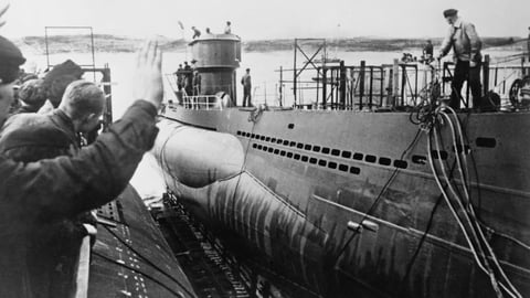 U-Boats and the Battle of the Atlantic