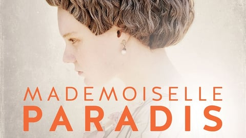 Mademoiselle Paradis cover image