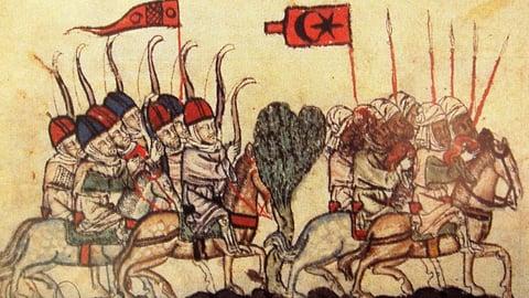 The Egyptian Mamluks