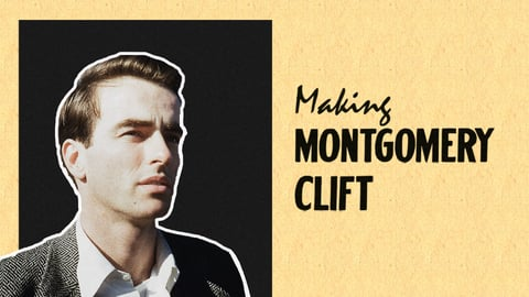 Making Montgomery Clift cover image