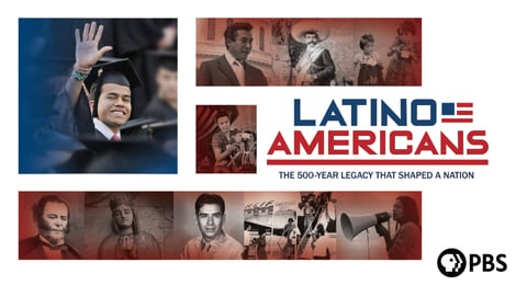 The Latino Americans Collection