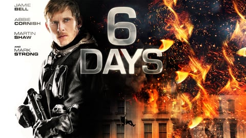 6 Days cover image