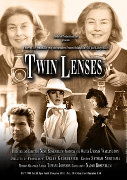 Twin Lenses - Fashion Photographer Sisters