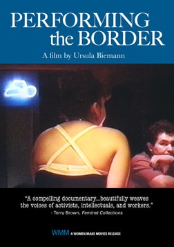 Performing the Border