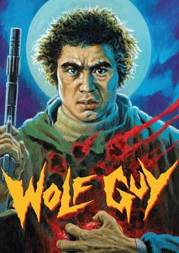 Wolf Guy - Urufu gai: Moero ôkami-otoko