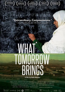 What Tomorrow Brings - An In-Depth Look at a Girls' School in a Small Afghan Village