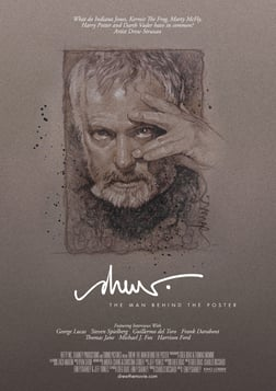 Drew: The Man Behind The Poster - Artist Drew Struzan