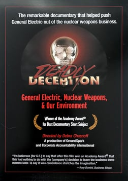 Deadly Deception - General Electric, Nuclear Weapons and Our Environment