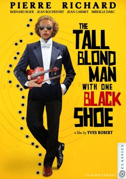 The Tall Blond Man With One Black Shoe - Le grand blond avec une chaussure noire