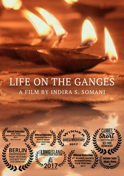 Life on the Ganges - Celebrating Dev Diwali on the Ganges River