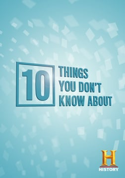 10 Things You Don't Know About - Season 3