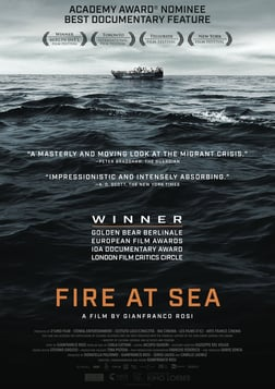 Fire At Sea - Fuocoammare