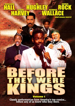Before They Were Kings V1