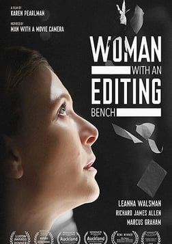 Woman With an Editing Bench