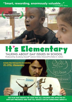 It's Elementary—Talking About Gay Issues in School