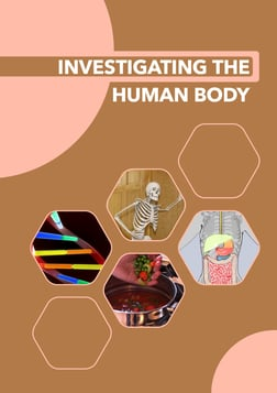 Investigating The Human Body - For 3rd-5th Grade