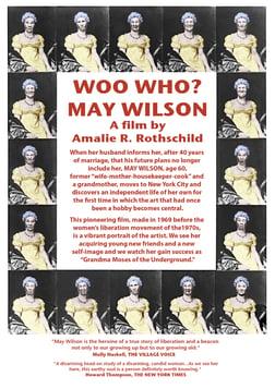 Woo Who? May Wilson
