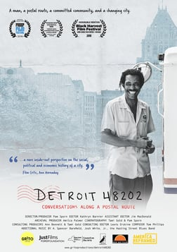 Detroit 48202 - Conversations Along a Postal Route