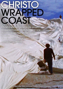 Christo: Wrapped Coast - A 1969 Environmental Art Project