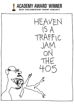 Heaven is a Traffic Jam on the 405 - A Portrait of an Artist Coping with Mental Illness