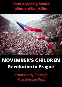 November's Children: Revolution in Prague