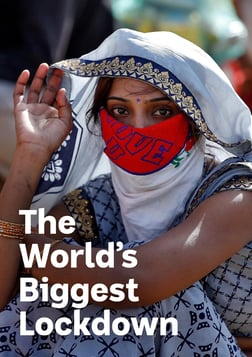 The World's Biggest Lockdown