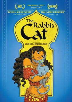 The Rabbi's Cat - Le chat du rabbin