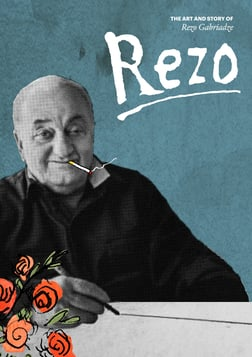 Rezo - An Animated Documentary on Screenwriter, Artist and Puppeteer Rezo Gabriadze