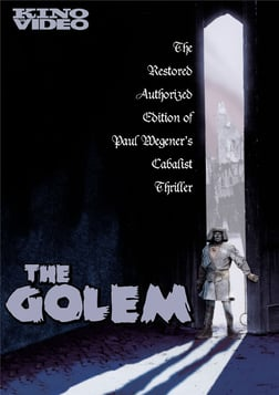 The Golem - How He Came into the World - Der Golem - wie er in die Welt kam