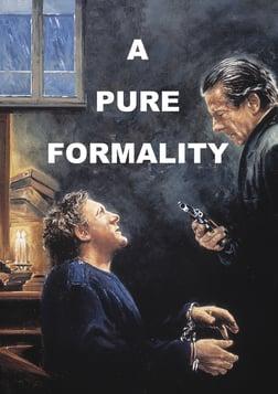 A Pure Formality - Una Pura Formalita