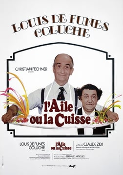 L'aile ou la cuisse - Wing and the Thigh