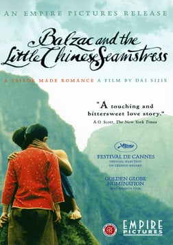 Balzac and the Little Chinese Seamstress - Xiao cai feng