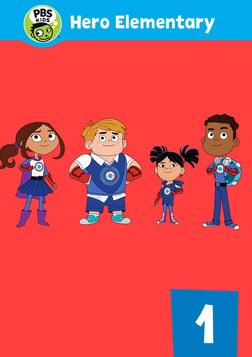 Hero Elementary - Season 1