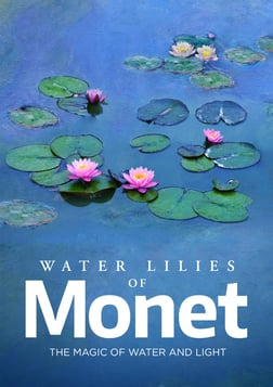 Water Lilies of Monet