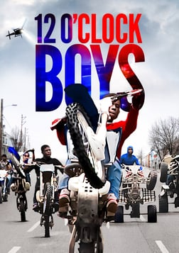 12 O'Clock Boys - An Urban Bike Pack