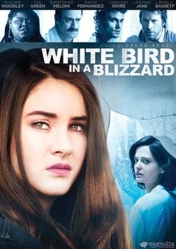 White Bird in a Blizzard