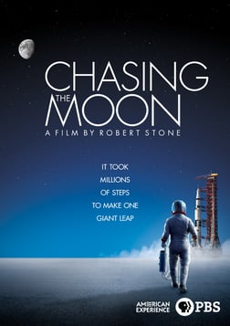 Chasing The Moon - Investigating the Space Age