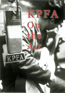 KPFA - On the Air