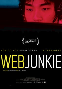 Web Junkie - Treatment for Internet Addiction in China