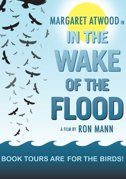 In the Wake of the Flood - Author Margaret Atwood