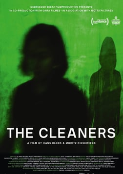 The Cleaners - The Politics of Removing Inappropriate Content from the Internet