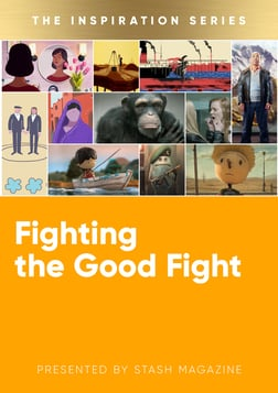 The Inspiration Series: Fighting the Good Fight