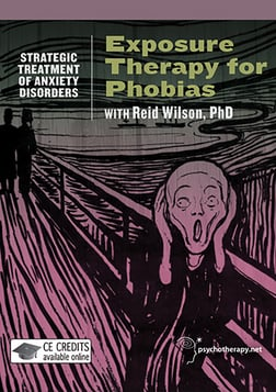 Exposure Therapy for Phobias - With Reid Wilson