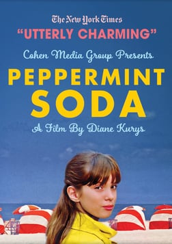 Peppermint Soda - Diabolo menthe