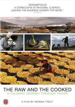 The Raw and the Cooked - Culinary Traditions in Taiwan