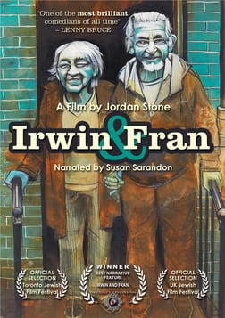 Irwin and Fran - The Life of a 100 Year Old Comedian