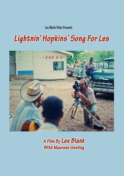Lightnin' Hopkins' Song For Les